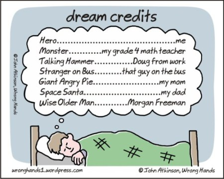 dream credits